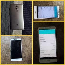 Vendo Huawei Mate 9 Lite Perfecto Estado
