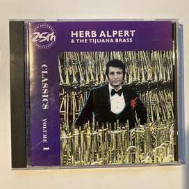 Herb Alpert & the tijuana brass - Classic cd