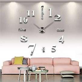Reloj de pared decorativo
