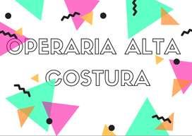 OPERARIA DE ALTA COSTURA , VESTIDOS PARA MUJER  (SOLO BARRANQUILLA)