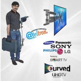 Soportes bases tv led lcd instalamos  prestigiosas marcas. ¡Llame hoy!