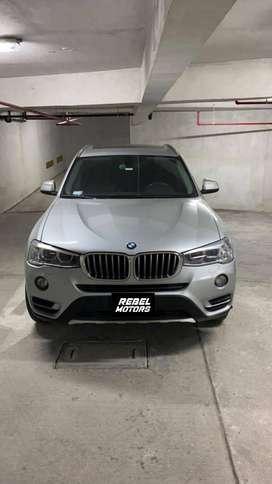726. BMW X3 20i