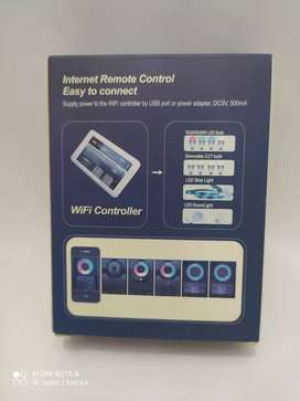 Control remoto wifi para luces LED