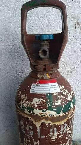 Tubo de Oxigeno de 6 Mtrs., Aparejo, Tubo de Elio