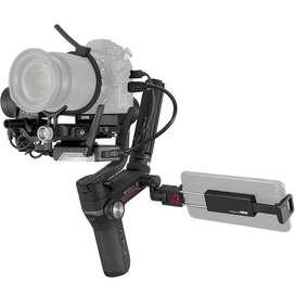 Zhiyun-Tech WEEBILL-S - Kit de transmisión