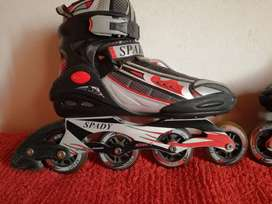 Vendo rollers SPADY T43