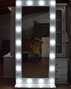 espejo hollywood