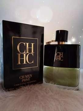 Perfume CH MEN PRIVÉ