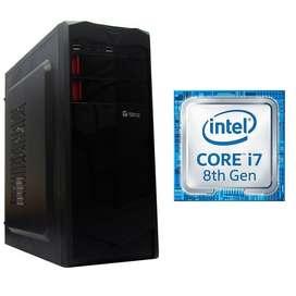 Nuevo CPU Core i7 Octava disco solido 35 veces más rápido