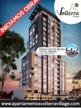 Apartamentos sobre planos Nicolás de federmán