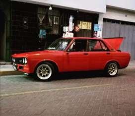Datsun 510 clásico proyecto