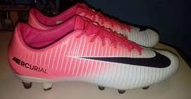 Botines Nike rosa