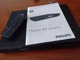 DVD PHILIPS. MODELO DVP 2800X77