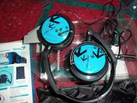 Auriculares sin Mic Ghp 410f Plegable