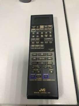 Original Jvc pq10884 A/v Control Remoto