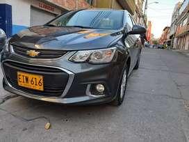 Vendo Chevrolet Sonic Full Equipo. PAPELES AL DÍA