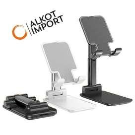 Soporte para celular y tablet - excelente calidad - ORIGINALES
