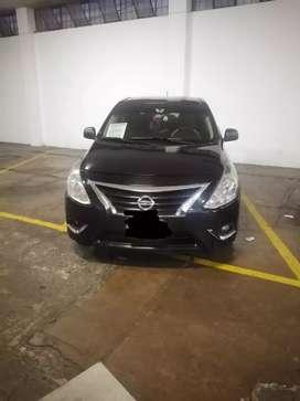 Vendo Nissan Versa en muy buen estado los interesados llamar al número que se dejó
