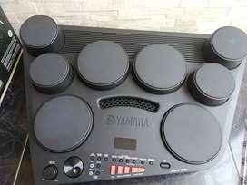 Bateria electronica de mesa Yamaha DD75