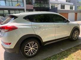 Hyundai Tucson 2016 full equipo, automatica, impecable estado