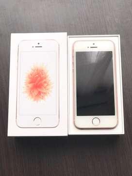 Iphone 5SE 16 gb. Color Oro Rosa