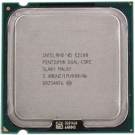 Procesador Intel Pentium Dual Core E2180