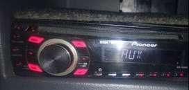 radio pioneer original con control