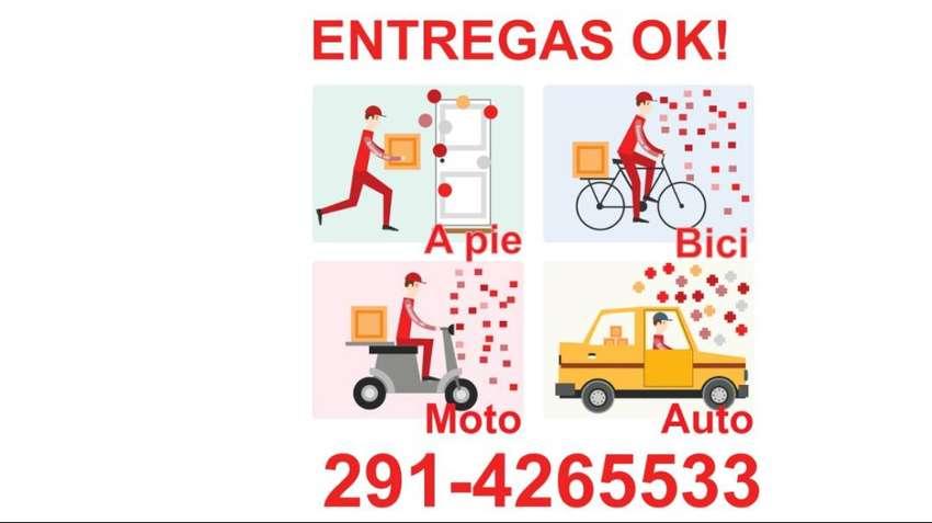 Entregas ok(cadeteria - cadete) 0