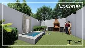 UNICAS casas de lujo, independientes, con jacuzzi privado en terreno