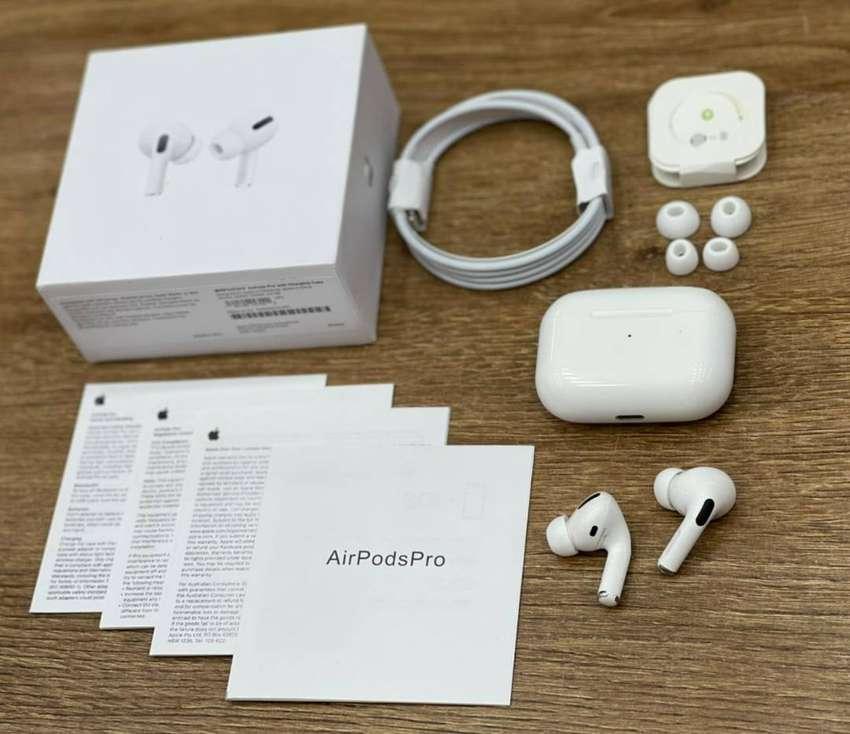 Auricular  AirPods Pro Inalambricos Bluetooth