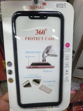 Forros 360 con Mica Vidrio Samsung Iphon