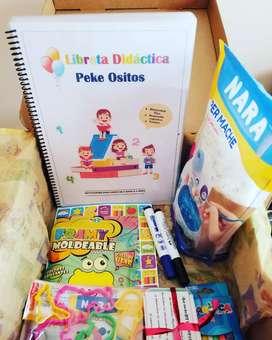 Box didácticas para niñ@s