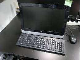 COMPUTADOR TODO EN 1 ALL IN ONE HP AMD