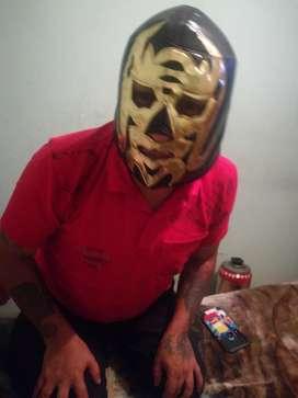 Mascaras de lucha libre