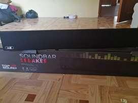 Parlante Soundbar (PRECIO NEGOCIABLE)