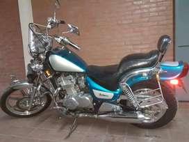 Kawasaki vulcan 500cc mod 1993 acepto moto o auto, lista para transferir. Precio Dolar