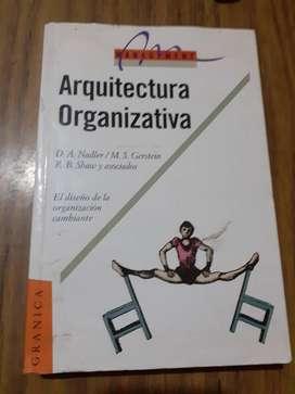 arquitectura organizativa granica shaw