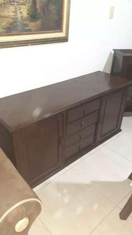 Vendo mueble 1.40 ancho× 90 de alto