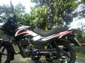 Se vende una motocicleta