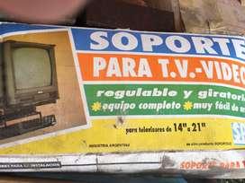 Soporte TV y VIDEO