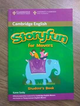 Storyfun for Movers Student's Book Karen Saxby · Cambridge University Press