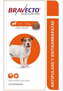 Bravecto Perros 4.5 A 10kg