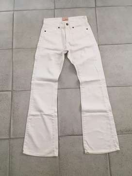 Jean 47 st blanco