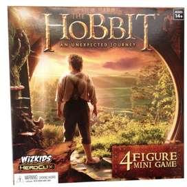Juego Introductorio a HeroClix El Hobbit Un Viaje Inesperado.