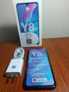 Huawei Y8P Midnight Black Dúos 4GB/128GB