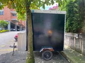 Venta trailer de comidas