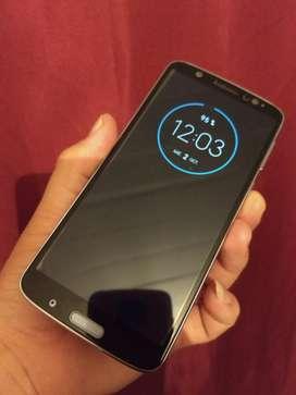 Motorola G6 Plus Impecable Estado Libre