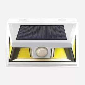 Lampara Solar 64 Led Con Sensor De Movimiento 64 Leds