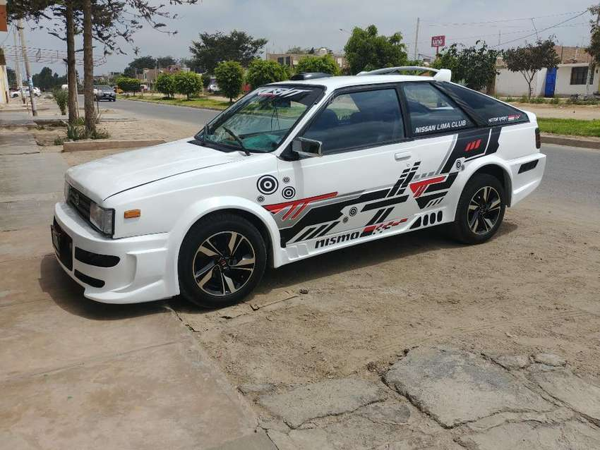 Nissan Sunny Coupe Tuning 0