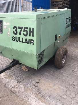 COMPRESOR SULLAIR 375H